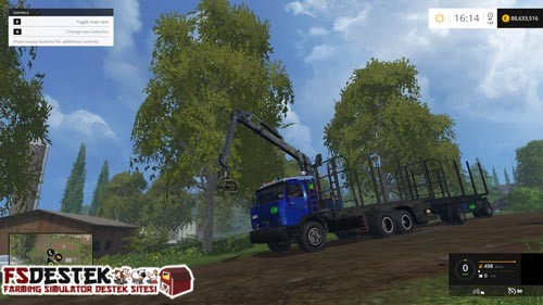 Photo of FS 2015 – Kamaz 54115 Kamyon Modu