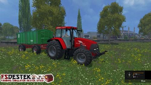 Photo of FS 2015 – MCcormick MTX150 Traktör