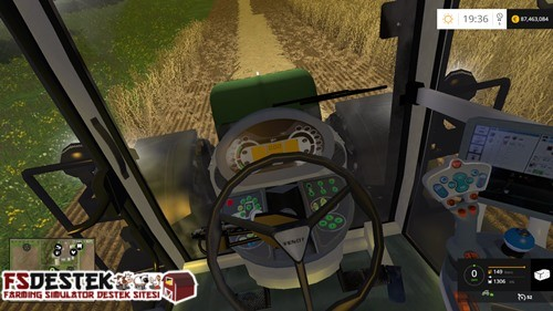 Photo of FS 2015 – Fendt Vario 828 Traktör
