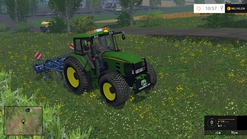 Photo of FS 2015 – John Deere 7530 Premium Traktör