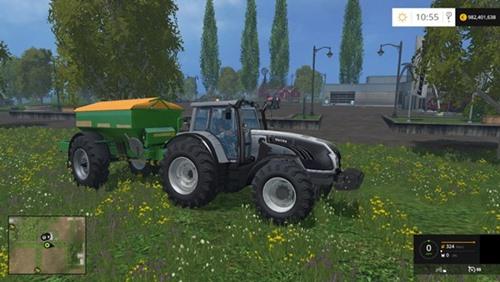 Photo of FS 2015 – Valtra T163 Traktör Modu