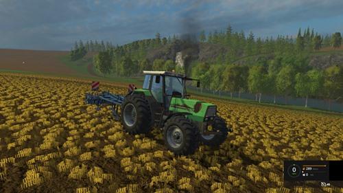 Photo of FS 2015 – Deutz Agrostar 661 Traktör