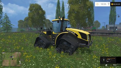Photo of FS 2015 – New Holland T9.565 Traktör