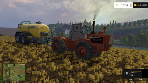 Traktör T-150 ve modifikasyonları 57