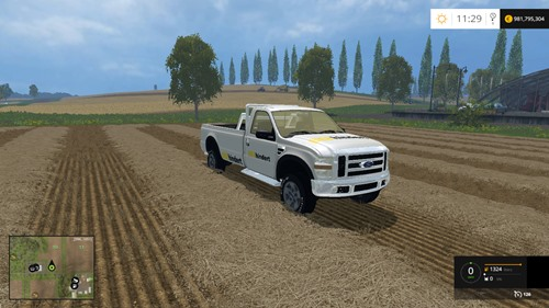 Photo of FS 2015 – Ford F250 Pickup Yaması