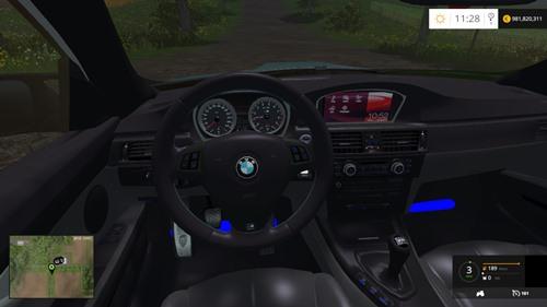Photo of FS 2015 – BMW M3 Coupe Araba Yaması