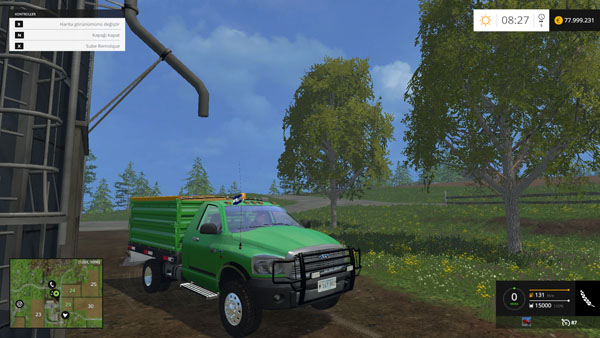Photo of Fs15 – Ford F450 Pikap Yaması