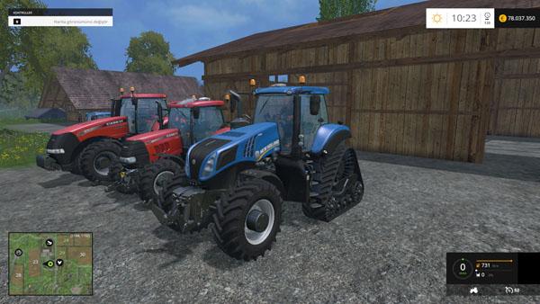 Photo of FS2015 – Etraftaki Araçları Çiftliğe Getirme