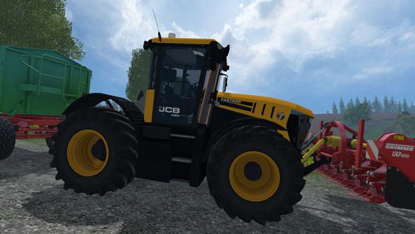 Photo of FS15 – JCB Fasttrac 4220 Traktör