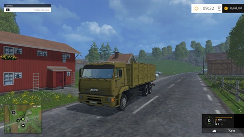 Photo of FS 2015 – Kamaz 65117 Kamyon Yaması
