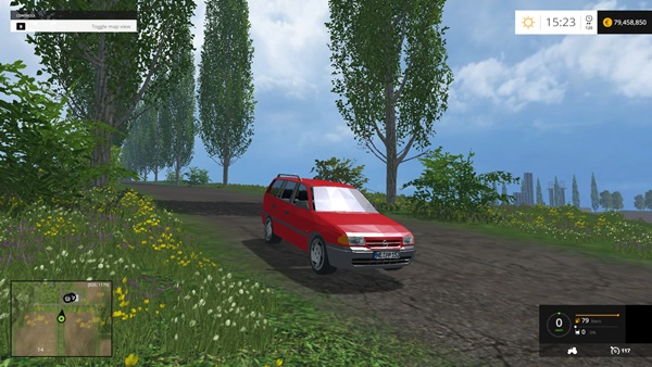 Photo of FS15 – Opel Astra F Caravan 1.7 TD Araba Modu