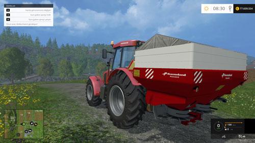 Photo of FS15 – Kverneland Mod Paketi