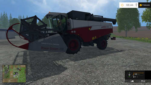 Photo of FS15 Rostselmash Acros 530
