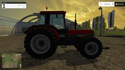 Photo of FS15 – Case IH 956 XL Traktör