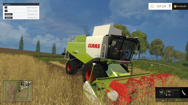Photo of FS15 – Claas Lexion 750 Biçerdöver Paketi Final