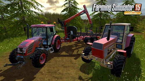 Photo of Farming Simulator 15 Gold Edition Yeni Resimler