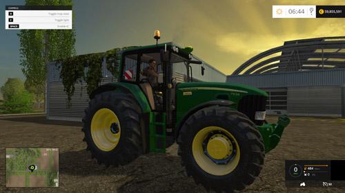 Photo of FS15 – John Deere 7530 Premium v2