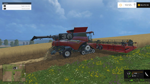 Photo of FS15 – New Holland CR 10.90 Biçerdöver Paketi