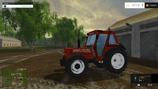Photo of FS15 – New Holland 110-90 DT