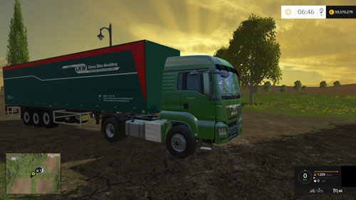 Photo of FS15 – Schmitz Cargobull Dorse Yaması