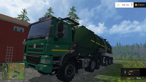 Photo of Tatra Phoenix 6×6 AgroTruck + 4 Farklı Dorse