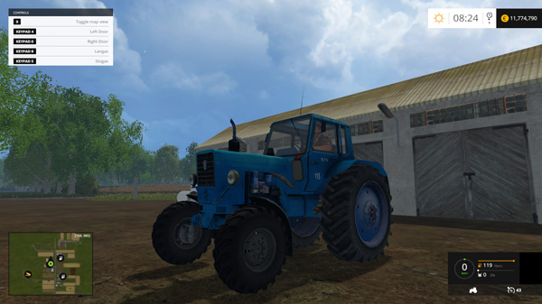 Photo of FS15 – Belarus Mtz 82