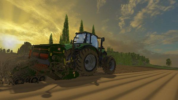 Photo of FS15 – Amazone D3000 Mibzer