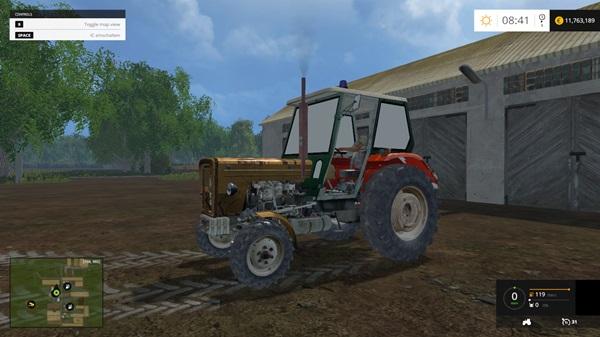 Photo of FS15 – Ursus C-360 Traktör