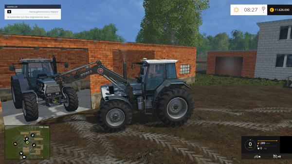 Photo of FS15 – Deutz Agrostar Traktör Paketi