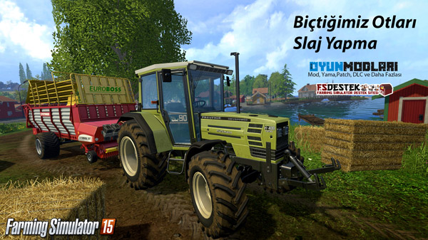 Photo of Farming Simulator 15 – Ot Silajı Elde Etmek [Video]