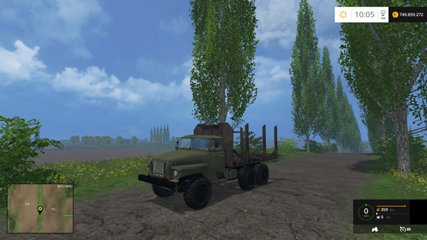 Photo of FS15 – Ural 4320 Kamyon Yaması