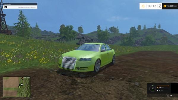 Photo of FS15 – Audi A6 V1.1