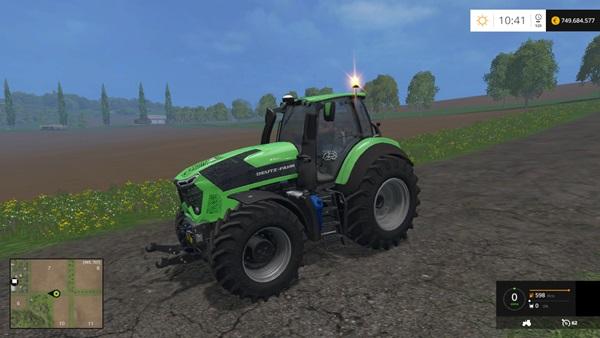 Photo of FS15 – Deutz-Fahr 9340 Traktör Yaması V1.2