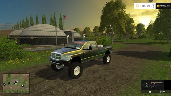 Photo of FS15 – Dodge 3500 Pick-up Yaması V2.0