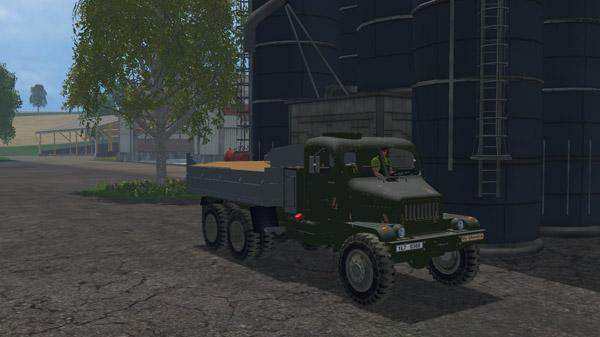 Photo of FS15 – Praga V3S Askeri Nakliye Kamyonu