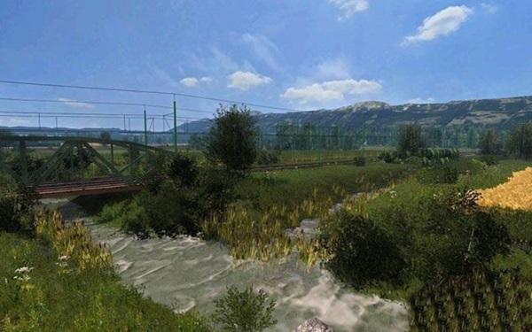 Photo of FS15 – FSH Modding Çiftlik Haritası V5.0