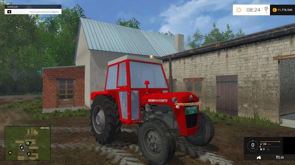 Photo of FS15 – IMT 539 Traktör Yaması
