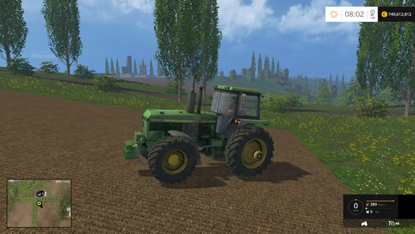 Photo of FS15 – John Deere 4755 V2