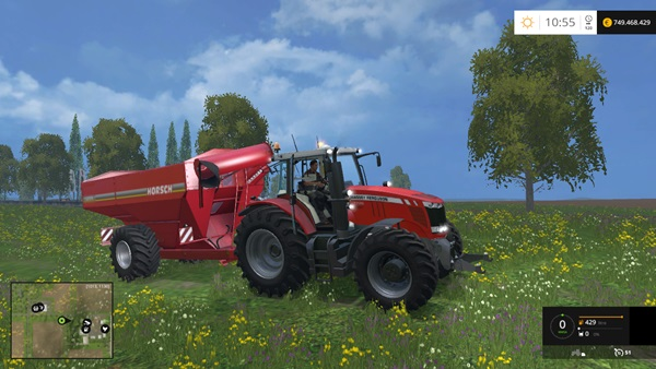 Photo of FS15 – Massey Ferguson 7726 Traktör