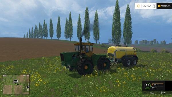Photo of FS15 – Raba Steiger 250 Traktör Yaması