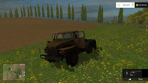 Photo of FS15 – Ural 4320 Kamyon Modu V1.0