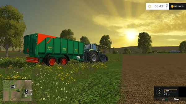 Photo of FS15 – Aguas Tenias 18T Römork V1.0