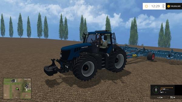 Photo of FS15 – JCB FASTRAC 8310 Traktör Yaması V4.0