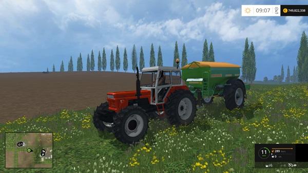 Photo of FS15 – Fiat 1300DT Traktör Yaması V1.0
