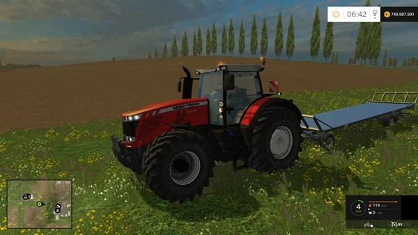 Photo of FS15 – Massey Ferguson 8738 Traktör Yaması V1.0