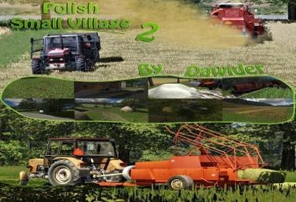 Photo of FS15 – Polish Çiftlik Haritası V2
