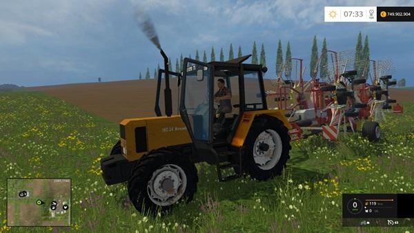 Photo of FS15 – Renault 103.54 Traktör Yaması