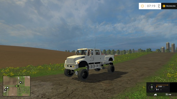 Photo of FS15 – CXT V2 Kamyonet