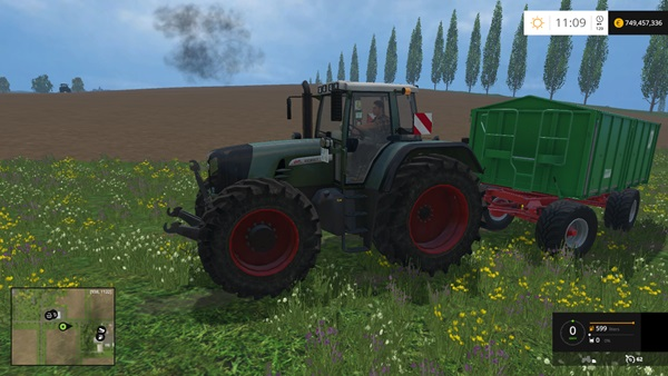 Photo of FS15 – Fendt Vario 930 TMS Traktör