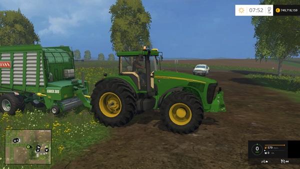 Photo of FS15 – John Deere 8520 Amerikan Traktör